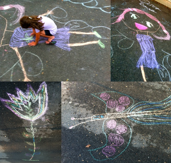 our chalk pics jpg