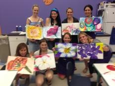 adult art class workshop nj