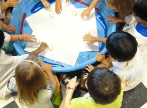 kids art class new jersey pool