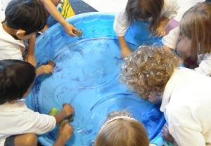 morristown kids art class pool