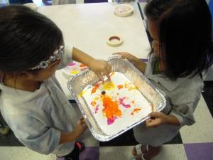 nj art class children magnet