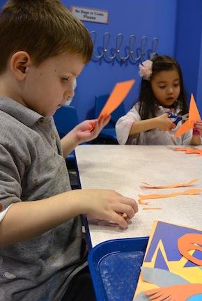 nj art class for kids