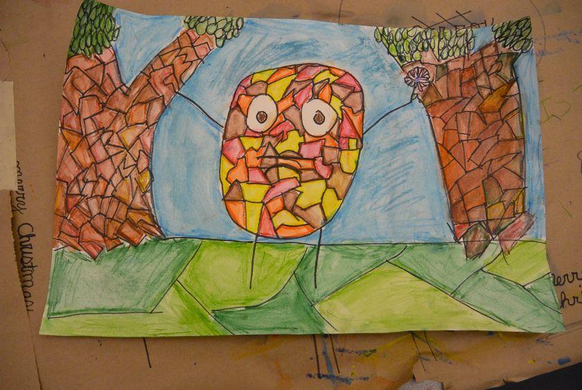 art class paint pottery drawing children