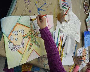 drawing class fine art New Jersey