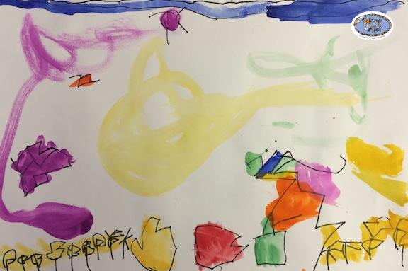 livingston nj kids art class party