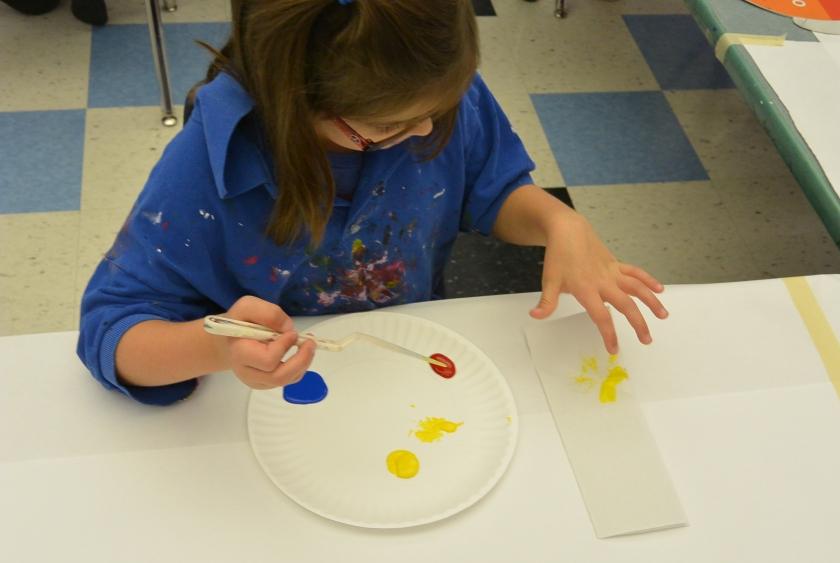 morris county nj art class children