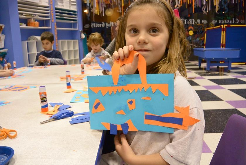 morris county nj art for kids