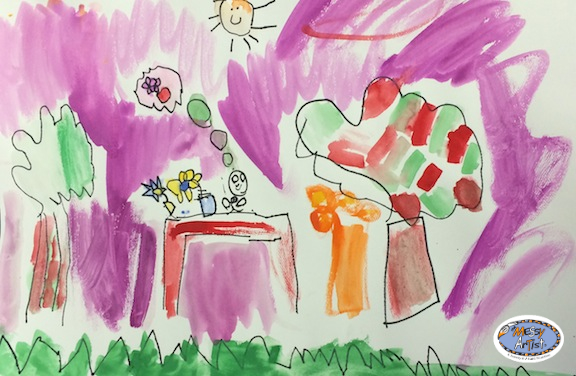 morris county nj childrens art studio