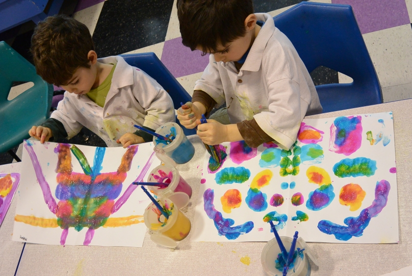 new jersey childrens art classes