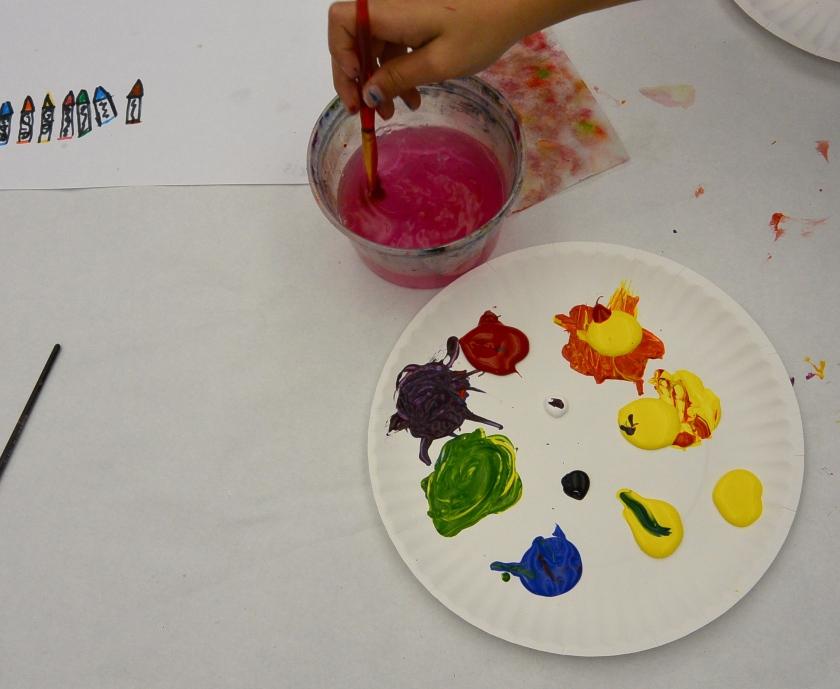 nj fine art classes and parties