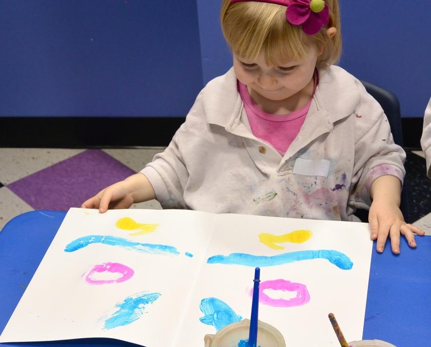 NJ kids art classes