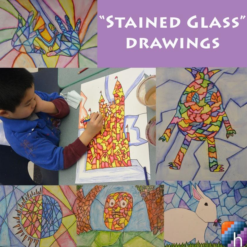 the messy artist fine art for children NJ