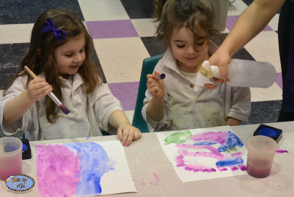 best childrens art class new jersey