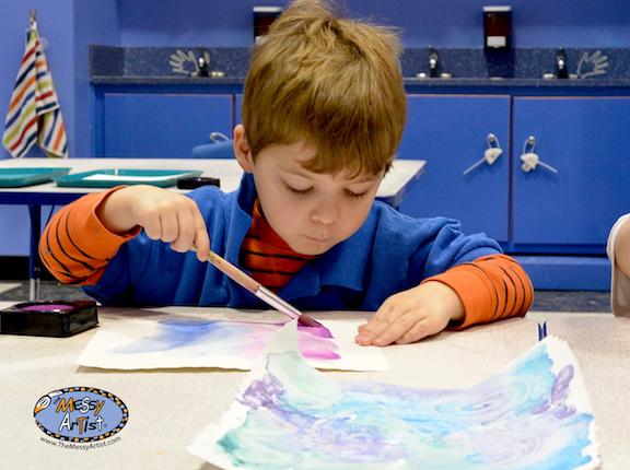 fine art childrens classes NNJ