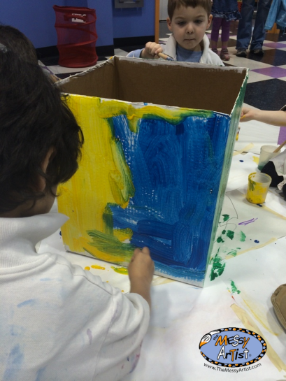 art class nj children community serivce goryeb