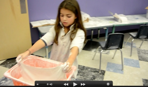 artist harvest video link messy artist #letsmove