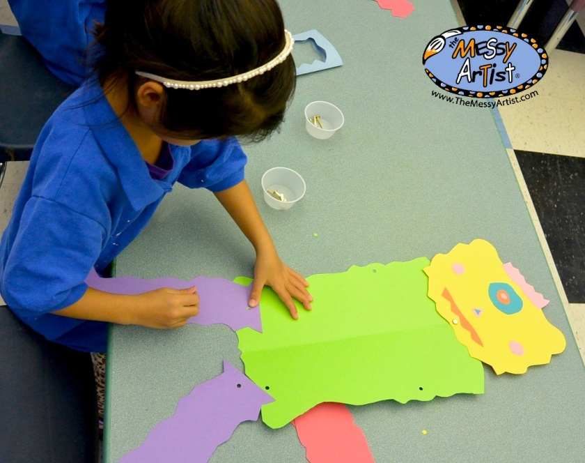 childrens art class new jersy