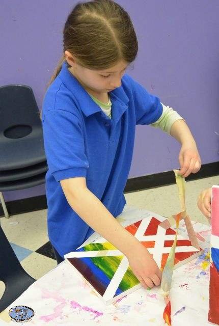 creative fun art class party north new jersey