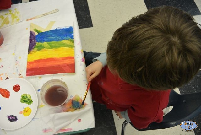 fine art class for children new jersey