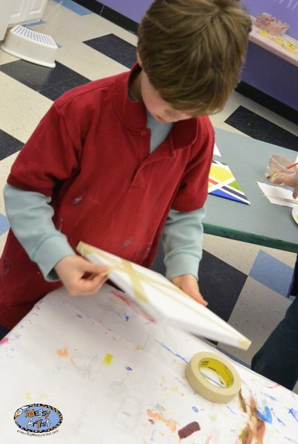 new jersey art class and party for kids