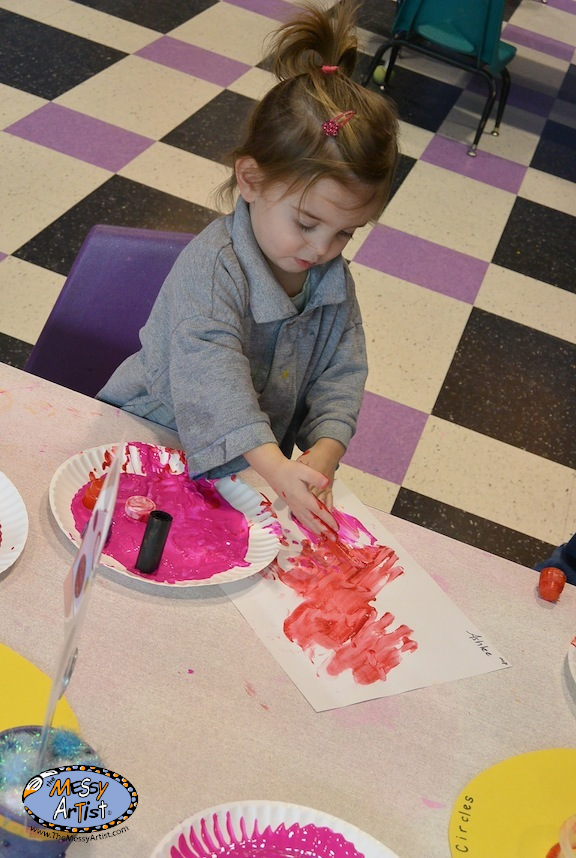 the messy artist fine art classes new jersey