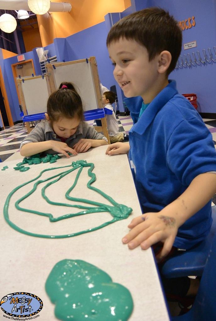 art class for toddlers tweens elementray school kids nj