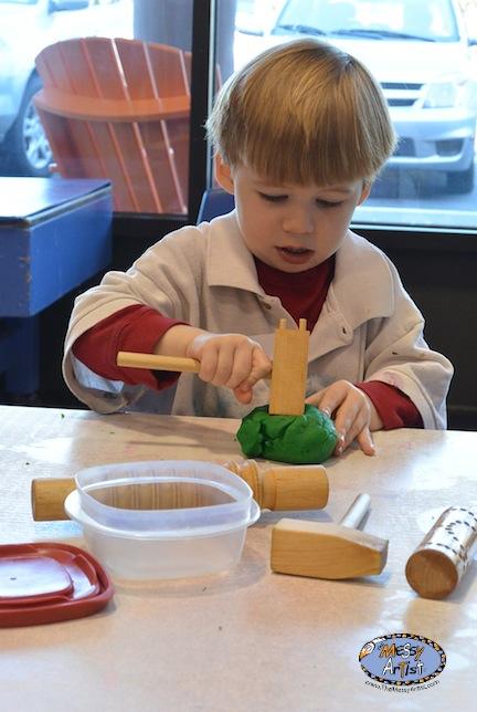 creative art studio for kids