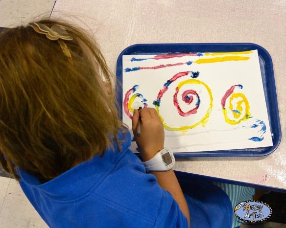 fine art class for children morris county nj