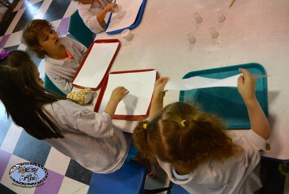 kids art project lesson plan