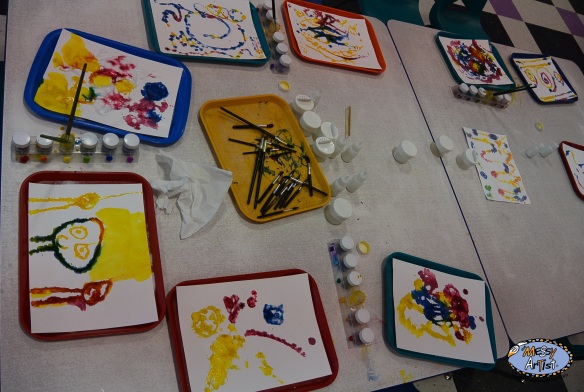 new jersey art classes and parties