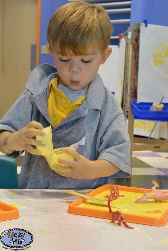 art studio for kids nj