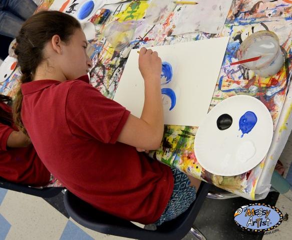best art parties classes camps Morris County NJ