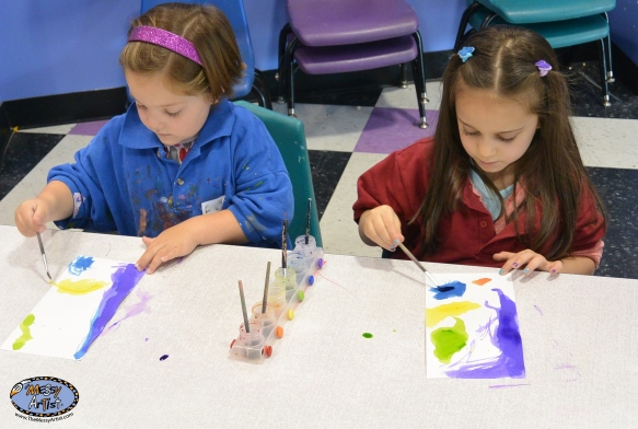 best kids art class north jersey
