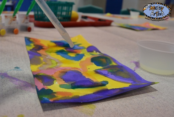 childrens art class party and camp east hanover nj