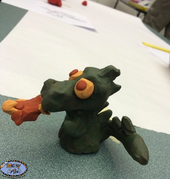 claymation dinorsaurs