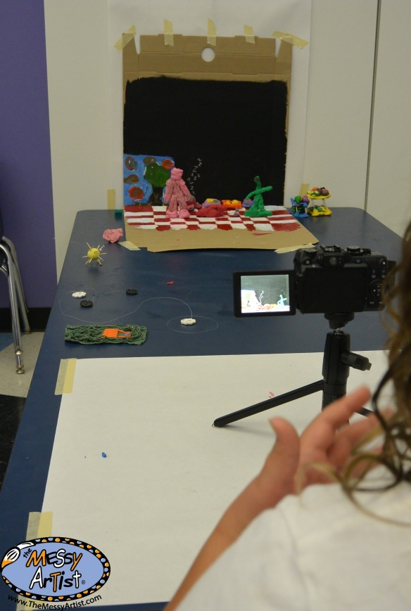 claymation for kids