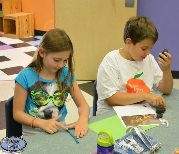 new jersey art class party and camp
