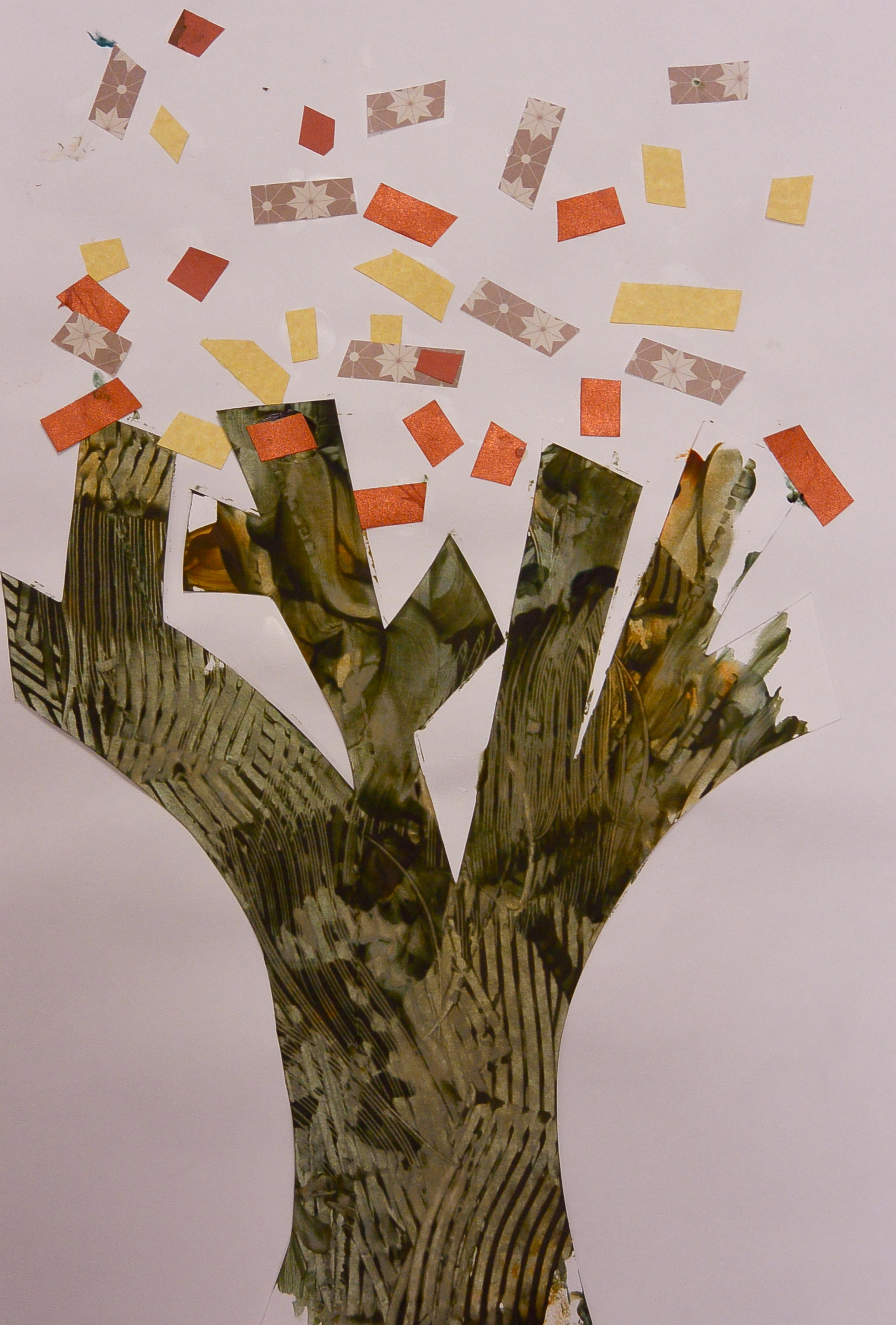autumn art proj... Elementary Art Projects For Kids