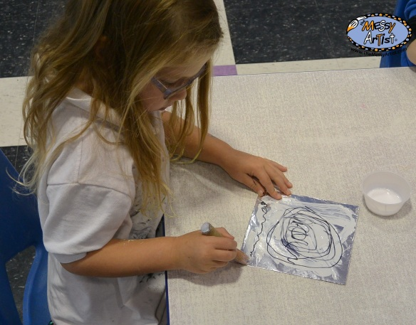 north new jersey fine art class for kids
