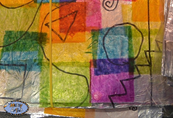 the messy artist art classes for kids