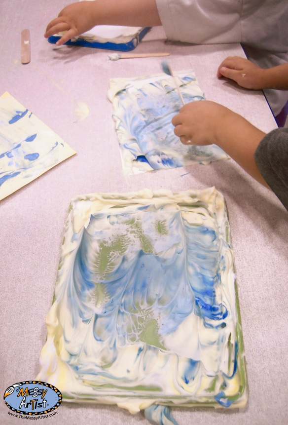 art party class and camp morris county new jersey