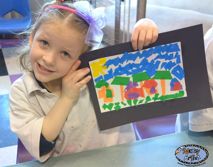 art  class for children new jersey