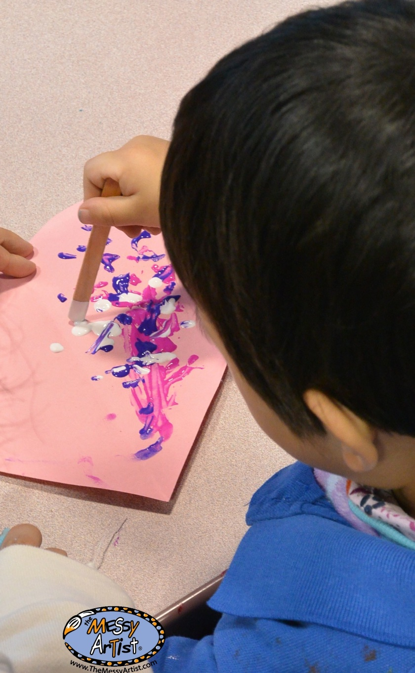 art class for toddlers new jersey