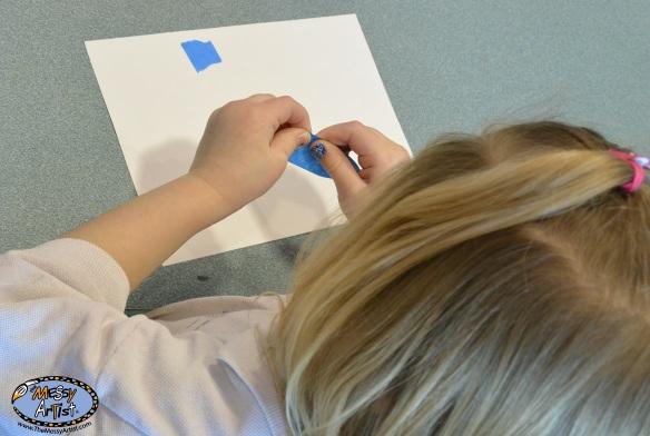 art lesson plan for children