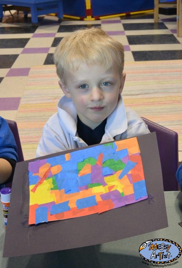 morris county art class for children
