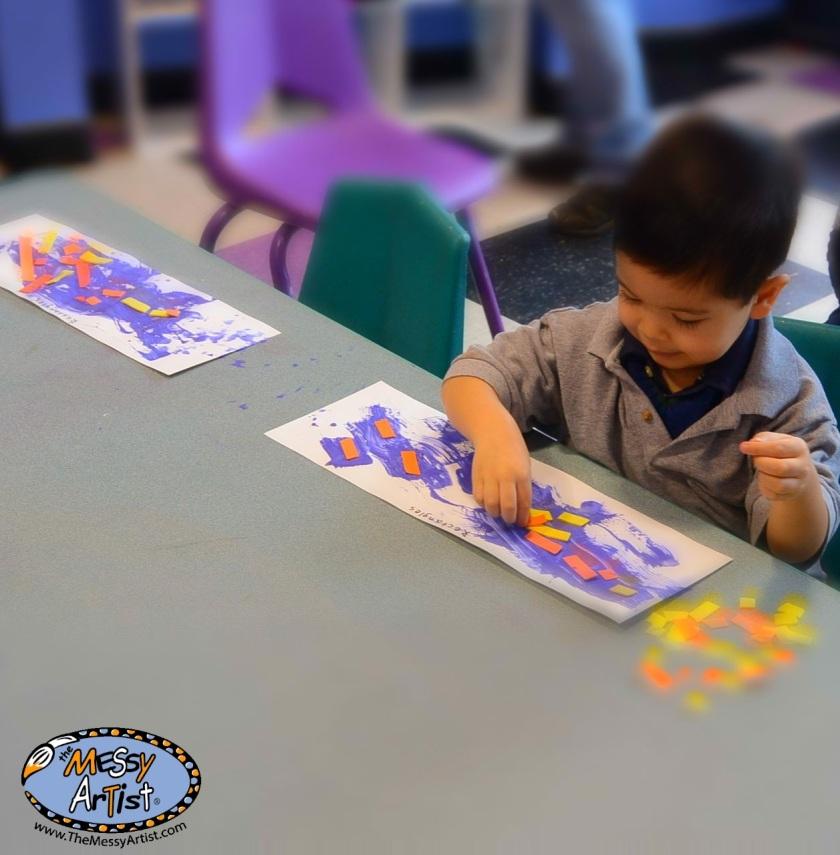children art amp class party nre jersey