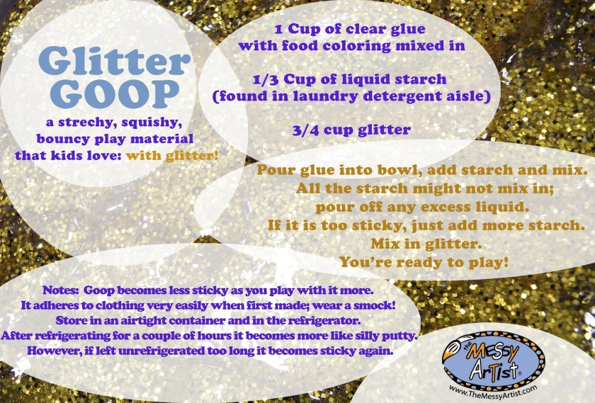 glitter goop recipe with logo sm