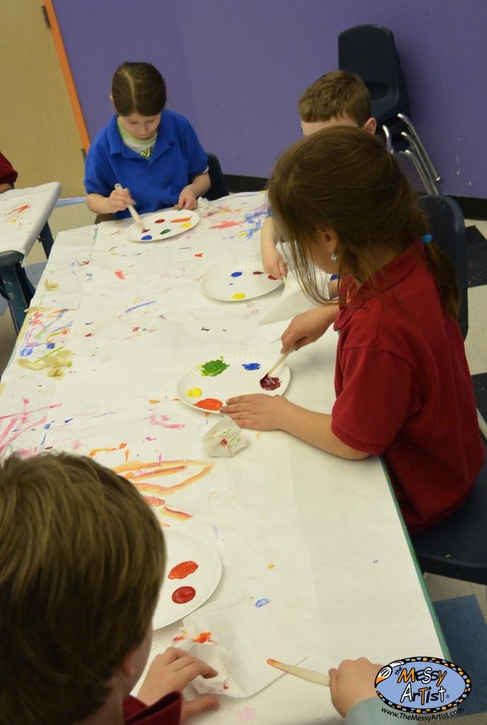 studio art for children