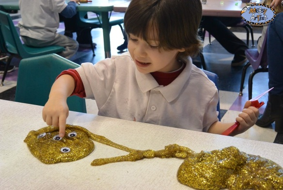 the messy artist fine art classes for kids