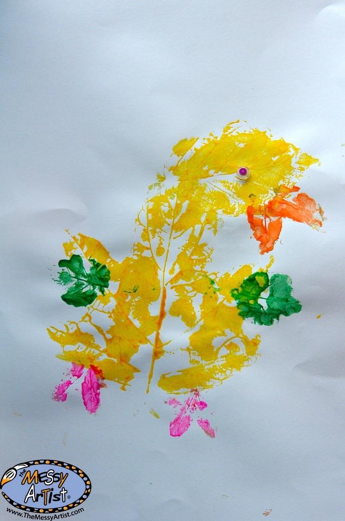 the messy artist fine art for kids